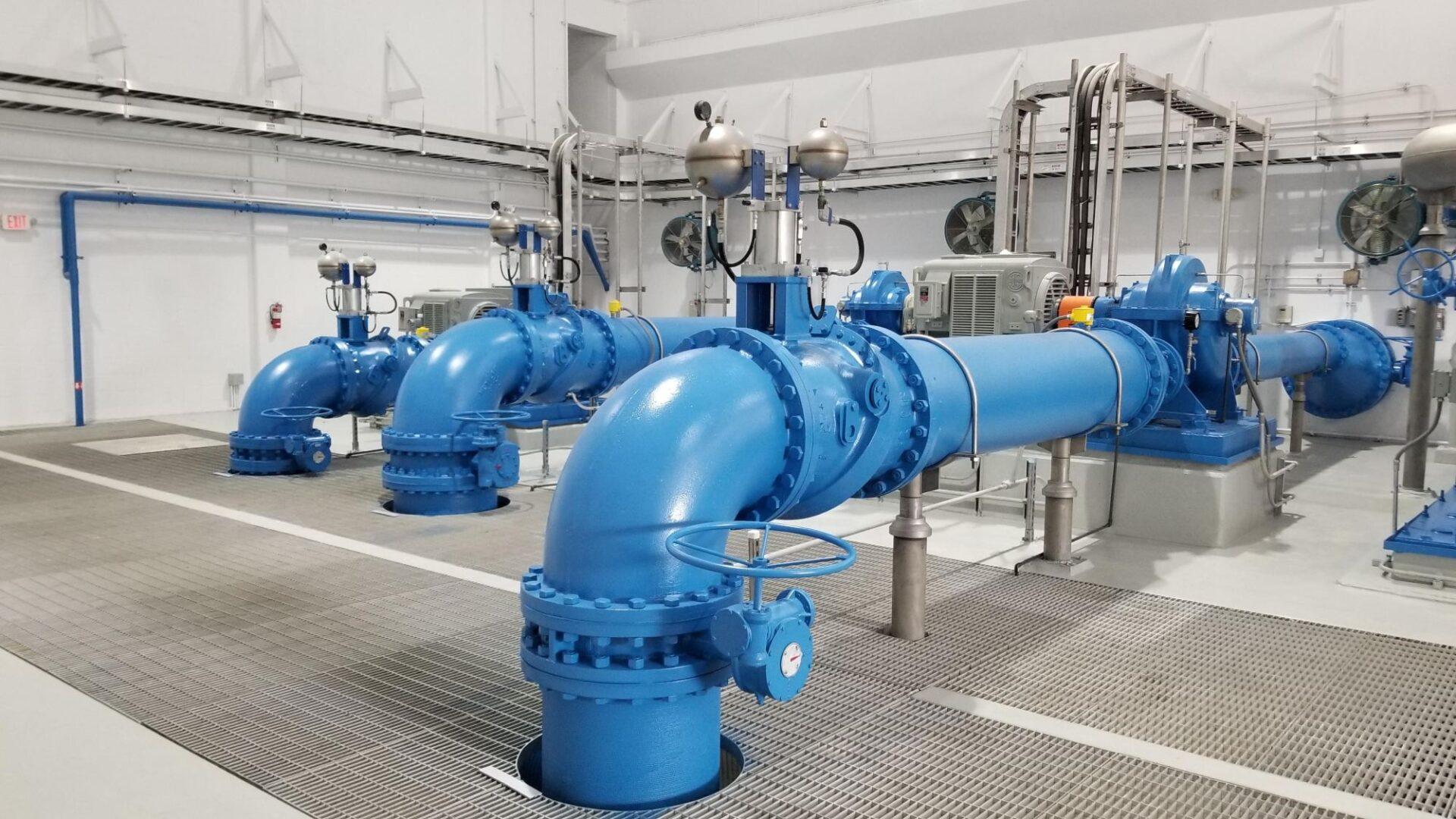 CS3 Water Works